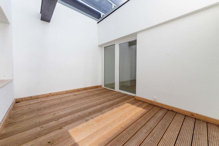 Terrasse Loftwohnung in Aachen zu vermieten   Koch Immobilien - Ihr Immobilienmakler in Aachen