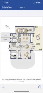 Grundrisse Erdgeschoss Designer-Haus in Setterich   Koch Immobilien - Ihr Immobilienmakler