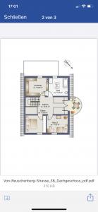 Grundrisse Obergeschoss Designer-Haus in Setterich   Koch Immobilien - Ihr Immobilienmakler