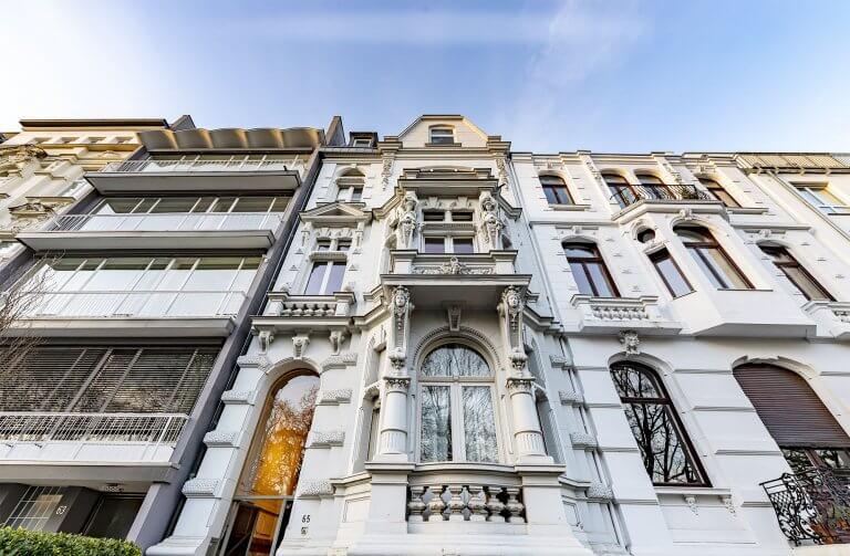 Dachgeschosswohnung in Aachen auf der Ludwigsallee zu vermieten über Koch Immobilien - Ihrem Immobilienmakler