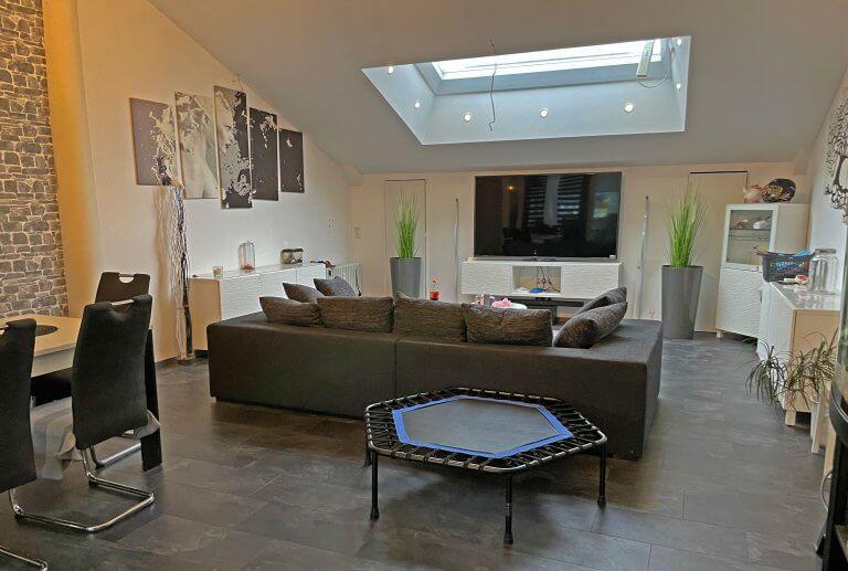 Penthousewohnung in Wuppertal zu verkaufen
