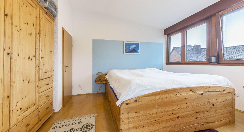 Haus-Schlafzimmer