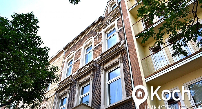 Dachgeschosswohnung in Aachen-City