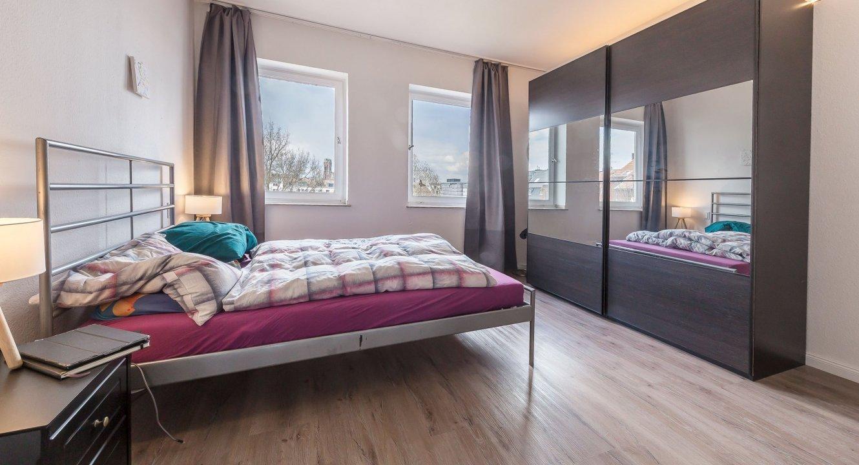 Schlafzimmer-Wohnung-Aachen-Frankenberger-Oppenhoffallee-Immobilienmakler-Koch