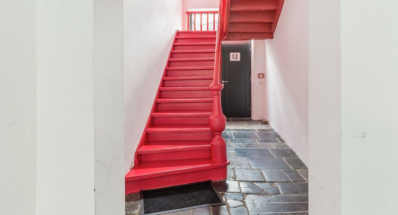 Hausflur möblierte Wohnung in Aachen zu vermieten - Immobilienmakler Koch Immobilien