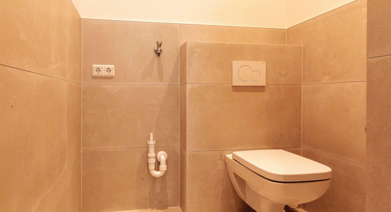 Badezimmer 1 - Loftwohnung in Aachen zu vermieten | Koch Immobilien - Ihr Immobilienmakler in Aachen