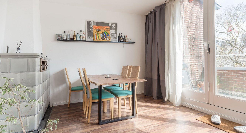 Esszimmer-Wohnung-Aachen-Frankenberger-Oppenhoffallee-Immobilienmakler-Koch