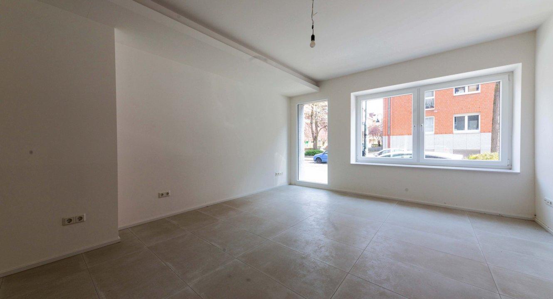 Wohnzimmer Loftwohnung in Aachen zu vermieten | Koch Immobilien - Ihr Immobilienmakler in Aachen