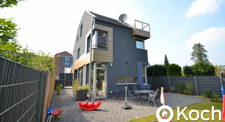 Einfamilienhaus in der Soers, Aachen - Koch Immobilien - Ihr Immobilienmakler
